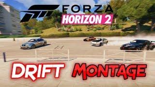 Forza Horizon 2 Drift Montage (Online Tandem)