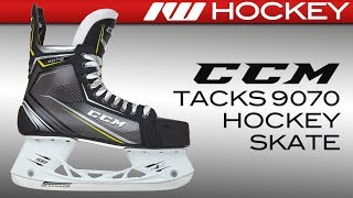 CCM Tacks 9070 Skate Review