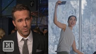 Ryan Reynolds Reacts To Peloton Ad Controversy