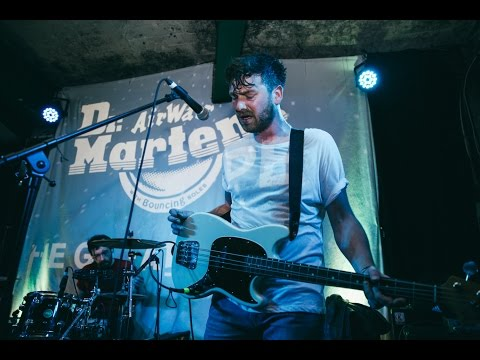 ALL TVVINS - THANK YOU | THE GREAT ESCAPE FESTIVAL | DR. MARTENS