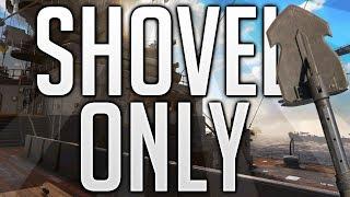 SHOVEL ONLY Experiment FTW! - Call of Duty WW2 - By Bonntanamo! thumbnail