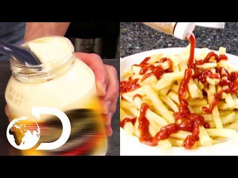 Ketchup & Mayonnaise | How It's Made