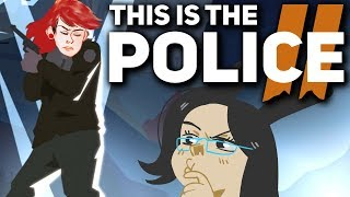 Morally Grey Police: This Is The Police 2 - 2 Girls 1 Quick Look Gameplay