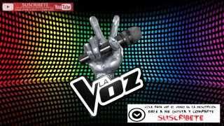 ★LA VOZ 3 - ESPAÑA - 2015 - Audiciones a ciegas - TODAS LAS ACTUACIONES - GALA 1★