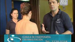 Terapia fisica para la tendinitis del ho...