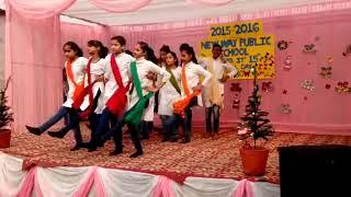 Jai Ho  Fantastic Performance By fantastic kids