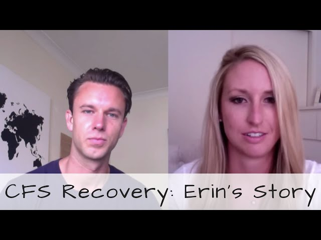 CFS health recovery story - Erin Enright