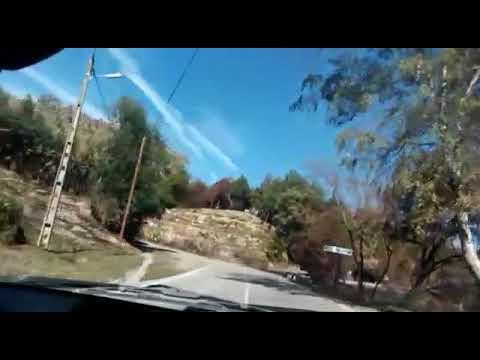 N230 zona de Campo de Besteiros fogo 15-10-2017