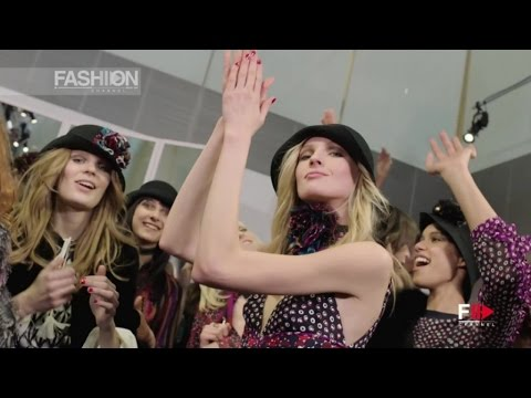 DVF presents LOVE POWER New York Fall Winter 2016 2017 by Fashion Channel