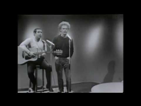 Simon & Garfunkel - The Sound Of Silence (HD music video 1966)