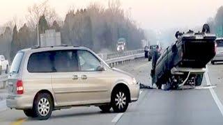 🇺🇸 American Car Crash, Instant Karma, Driving Fails Compilation #262
