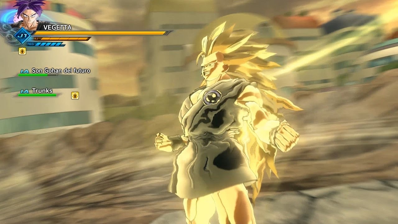 DRAGON BALL XENOVERSE ...