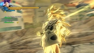 DRAGON BALL XENOVERSE 2 - SUPER SAIYAN 3!! #6