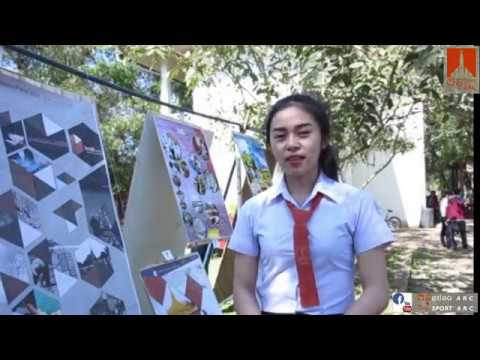 trusport ARC (ຕຣູສປອດ ARC)/Sharing Exhibition 2018 /FACULTY OF ARCHITECTURE SOUPHANOUVONG UNIVERSITY