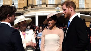 Baixar Meghan Markle and Prince Harry Attend First Engagement as Married Couple