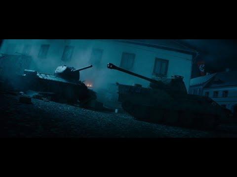 Т-34 \  Бой в городе. T-34 VS Panzerkampfwagen V