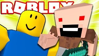 ROBLOX COPIED THIS GAME FROM MINECRAFT??