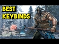 For Honor Best Keybindings - What Keys to Use For Honor on PC - Keyboard Keybind Configuration