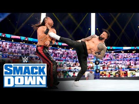 Andre the Giant Memorial Battle Royal: SmackDown, April 9, 2021