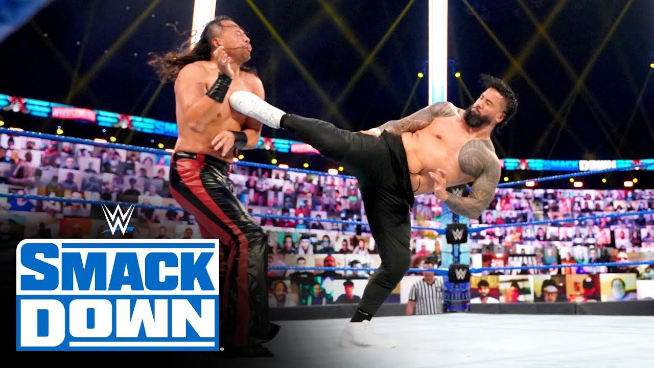 Download Andre the Giant Memorial Battle Royal: SmackDown, April 9, 2021