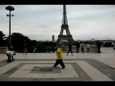 Paris dance ! Sasha Amplituda -Impress