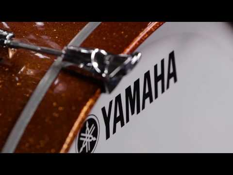 Yamaha Absolute Hybrid Maple Kit  with Larnell Lewis