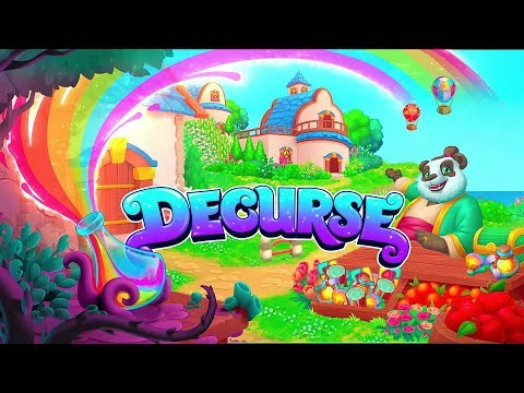 Decurse – Big Fish Games - IOS / Android - Gameplay