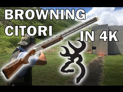 Browning Citori 725 Review IN 4K!