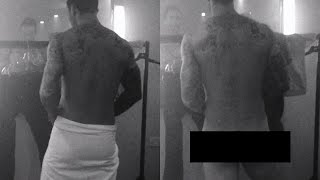Adam Levine Shows Off His NAKED BUTT | What's Trending Now