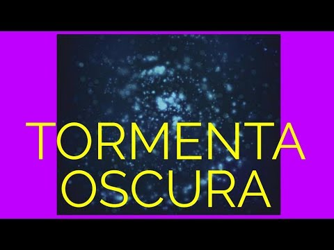 Tormenta De Materia obscura Impacta La Tierra astronomos ...