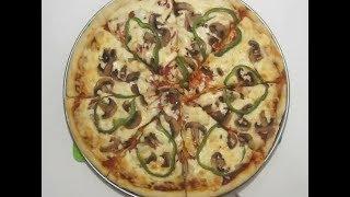 كيف تصنع 'بيتزا' مثل المطاعم ?