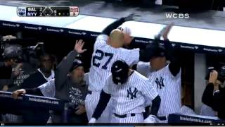 RAUL IBANEZ A POSTSEASON TO REMEMBER