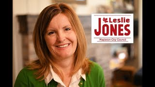 Leslie Jones for Mapleton City Council