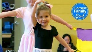 Lola's Ballet Dance Class