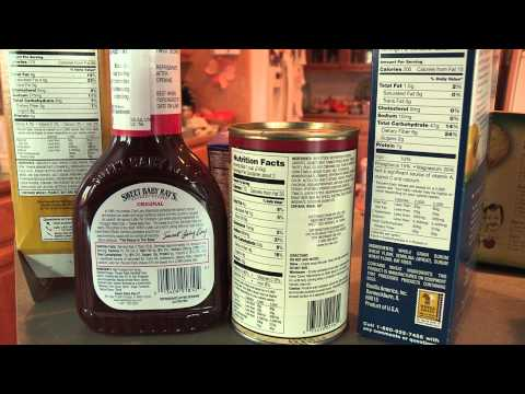 ASK UNMC! If my child has food allergies, what should I look for when reading food labels?