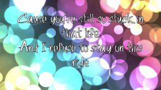 Before I Let You Go- Colbie Caillat (Lyrics on Screen)