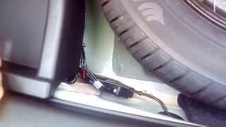 Установка парктроника на Шевроле Круз Универсал(, 2014-05-27T15:38:27.000Z)