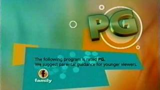 Family Channel (Canada) - Nightly Pix Intro