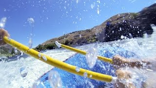 White water rafting trip - Summer at Delphi