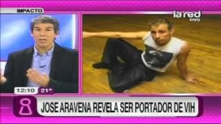 Comentamos la impactante revelación de José Aravena