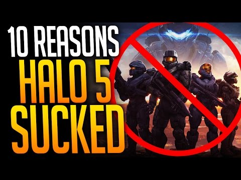 10 Reasons Why Halo 5's Campaign Didn't Work