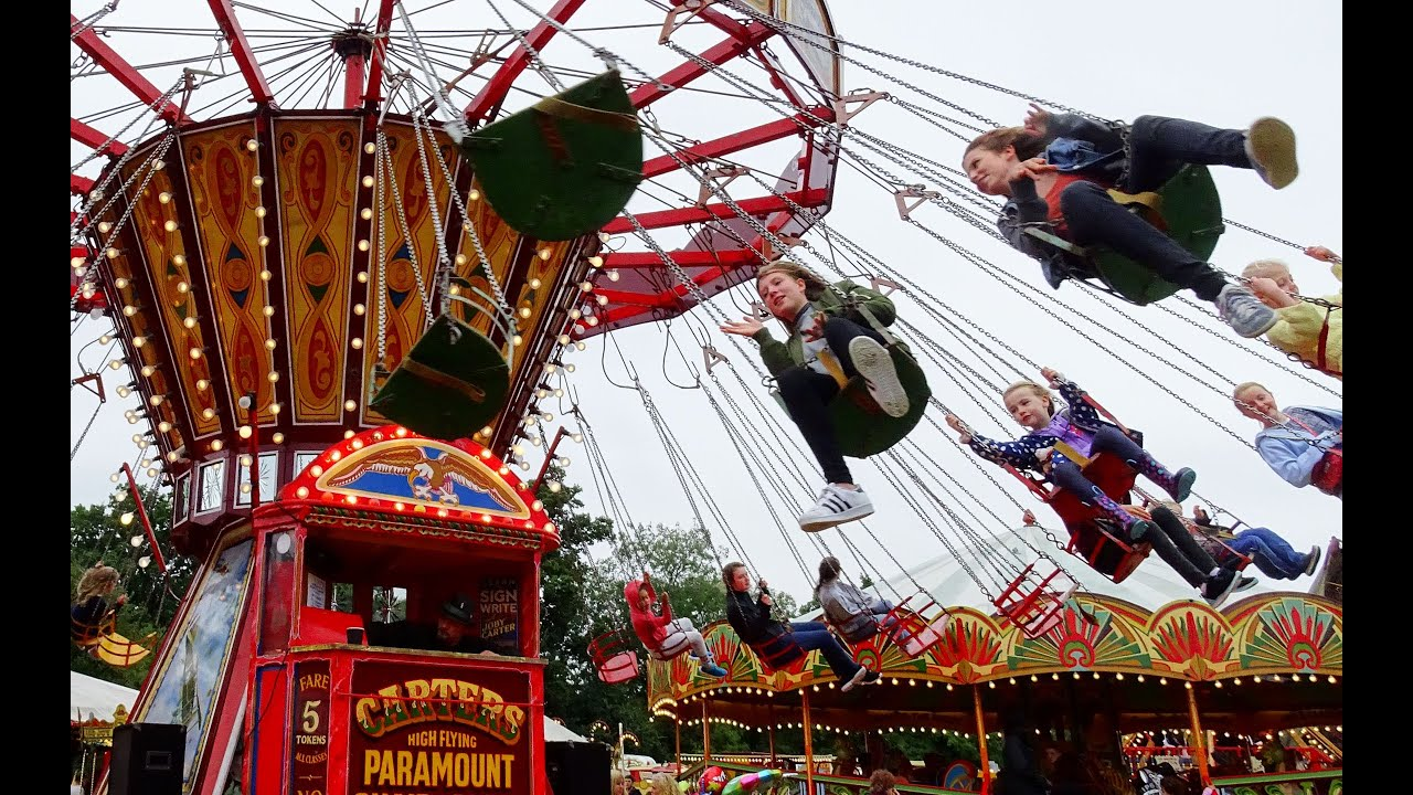 Carters Steam Fair Croxley Green Rickmansworth Youtube