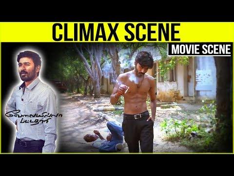 Velaiilla Pattadhari - Tamil Movie - Climax Scene | Dhanush | Anirudh