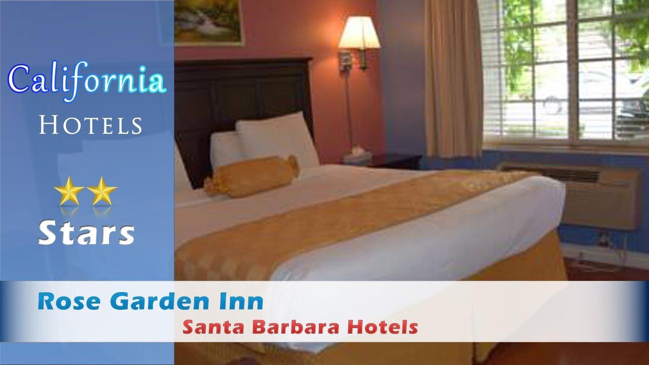 Rose Garden Inn - Santa Barbara Hotels, California - YouTube
