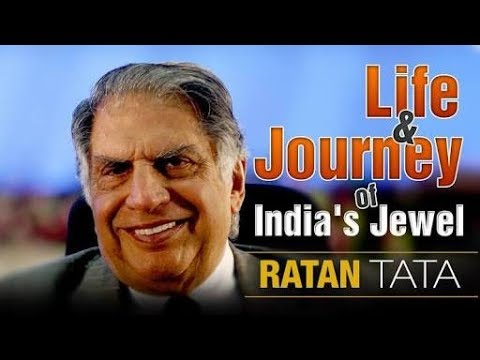 Ratan TATA Life Story In Telugu | TATA Group