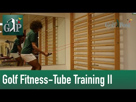 Golf Fitness – Tube Training II by Golf Post