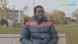 Du Canada au Cameroun: Stephane Chouapi