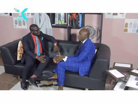 Designer Kwaku Boateng talks to Kwame Owusu Danso on XLIVE
