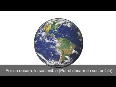 Canción de los Objetivos de Desarrollo Sostenible ODS