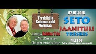 SETO jaanituli TRESKIS